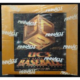 1995 Pinnacle UC3 Baseball Hobby Box (Reed Buy)