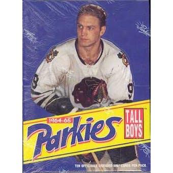 1994/95 Parkhurst 64/65 Tall Boys Hockey Hobby Box