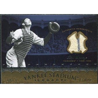 2008 Upper Deck Yankee Stadium Legacy Collection Memorabilia #BD Bill Dickey