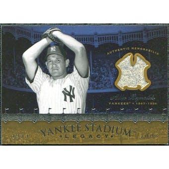 2008 Upper Deck Yankee Stadium Legacy Collection Memorabilia #RE Allie Reynolds