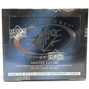 1996/97 Upper Deck SPx Hockey Hobby Box