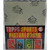 1988 Topps Baseball Rack Box (BBCE) (FASC) (Reed Buy)