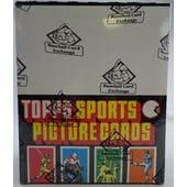 1984 Topps Baseball Rack Box (BBCE) (Reed Buy)