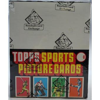 1983 Topps Baseball Rack Box (BBCE) (Reed Buy)