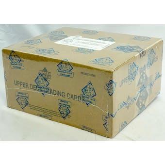 2001 Upper Deck Golf Hobby 12-Box Case (BBCE)
