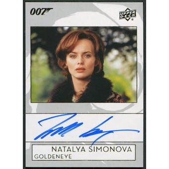 2019 James Bond GoldenEye Izabella Scorupco as Natalya Simonova Auto