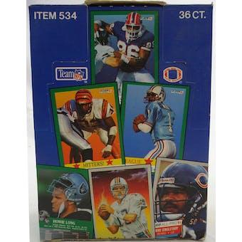 1991 Fleer Football Wax Box (Reed Buy)