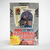 1989/90 Hoops Series 2 Basketball Wax Box (BBCE)