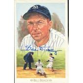 Bill Dickey New York Yankees Autographed Perez-Steele Celebration JSA KK52223 (Reed Buy)