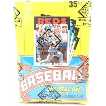 1986 Topps Baseball Wax Box (BBCE)