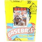 1986 Topps Baseball Wax Box (BBCE) (FASC)