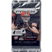 2014 Panini Prizm Football Blaster Pack