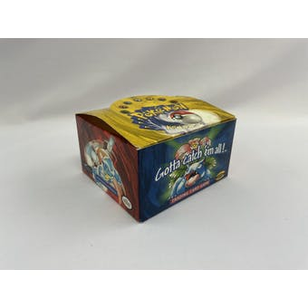 Pokemon EMPTY Base Set Unlimited Booster Box (No packs, no cards)