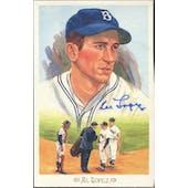 Al Lopez Brooklyn Dodgers Autographed Perez-Steele Celebration JSA KK52247 (Reed Buy)