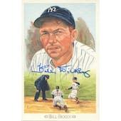 Bill Dickey New York Yankees Autographed Perez-Steele Celebration JSA KK52260 (Reed Buy)