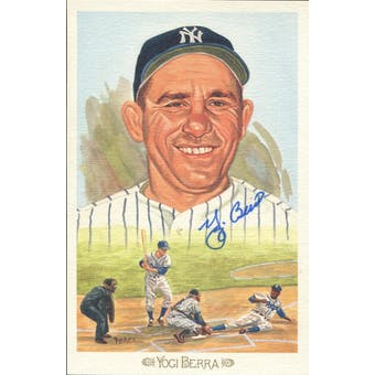 Yogi Berra New York Yankees Autographed Perez-Steele Celebration JSA KK52264 (Reed Buy)