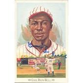 Cool Papa Bell St. Louis Stars Autographed Perez-Steele Celebration JSA KK52266 (Reed Buy)