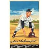 Charlie Gehringer Detroit Tigers Autographed Perez-Steele Masterworks #2 JSA KK52274 (Reed Buy)