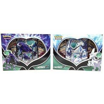 Pokemon Calyrex V Box - Set of 2