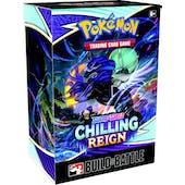 Pokemon Sword & Shield: Chilling Reign Build & Battle Kit