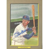 Stan Musial St. Louis Cardinals Autographed Perez-Steele Great Moments JSA KK52168 (Reed Buy)