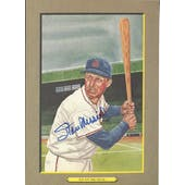 Stan Musial St. Louis Cardinals Autographed Perez-Steele Great Moments JSA KK52174 (Reed Buy)