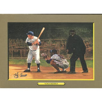 Yogi Berra New York Yankees Autographed Perez-Steele Great Moments JSA KK52189 (Reed Buy)
