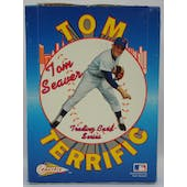 1992 Pacific Tom Terrific Seaver Baseball Hobby Box (Reed Buy)
