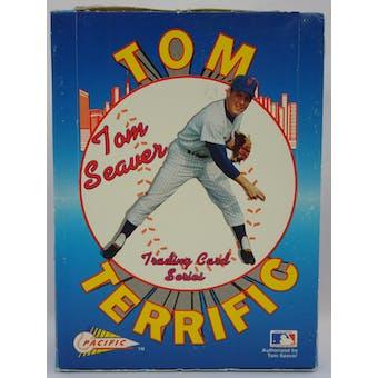 1992 Pacific Tom Terrific Seaver Baseball Hobby Box (Reed Buy)