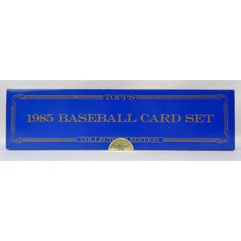 1985 Topps Tiffany Baseball Factory Set (Reed Buy)
