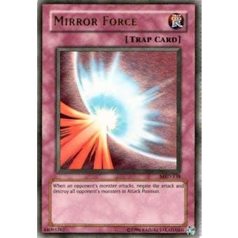 Yu-Gi-Oh Metal Raiders Single Mirror Force Ultra Rare (MRD-138)