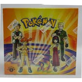 Pokemon Gym Heroes 1st Edition Booster Box (Reed Buy)
