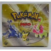 Pokemon Neo 1 Genesis 1st Edition Booster Box (Reed Buy)