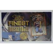 1996/97 Topps Finest Series 2 Basketball Hobby Box (Reed Buy)