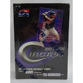1996 Fleer Circa Baseball Hobby Box (Reed Buy)