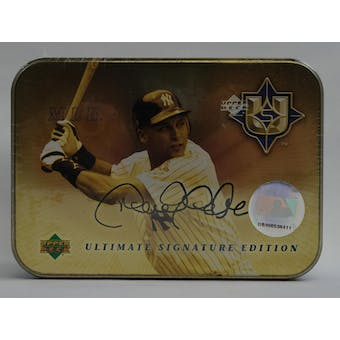 2005 Upper Deck Ultimate Signature Edition Baseball Tin (Reed Buy)