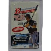 2009 Bowman Draft Picks & Prospects Baseball Hobby Box (Reed Buy)