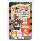 2000 Bowman Football Hobby Box (Reed Buy)