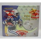 2000 Fleer Skybox E-X Football Hobby Box (Reed Buy)