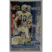 2000 Upper Deck Football Hobby Box (Reed Buy)