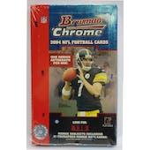 2004 Bowman Chrome Football Hobby Box (Reed Buy)