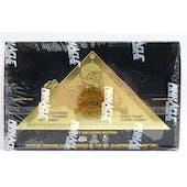 1996 Pinnacle Select Certified Football Hobby Box (Reed Buy)