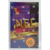 1993 Wild Card Football Hobby Box (Reed Buy)