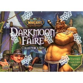 World of Warcraft Darkmoon Faire Collectors Box