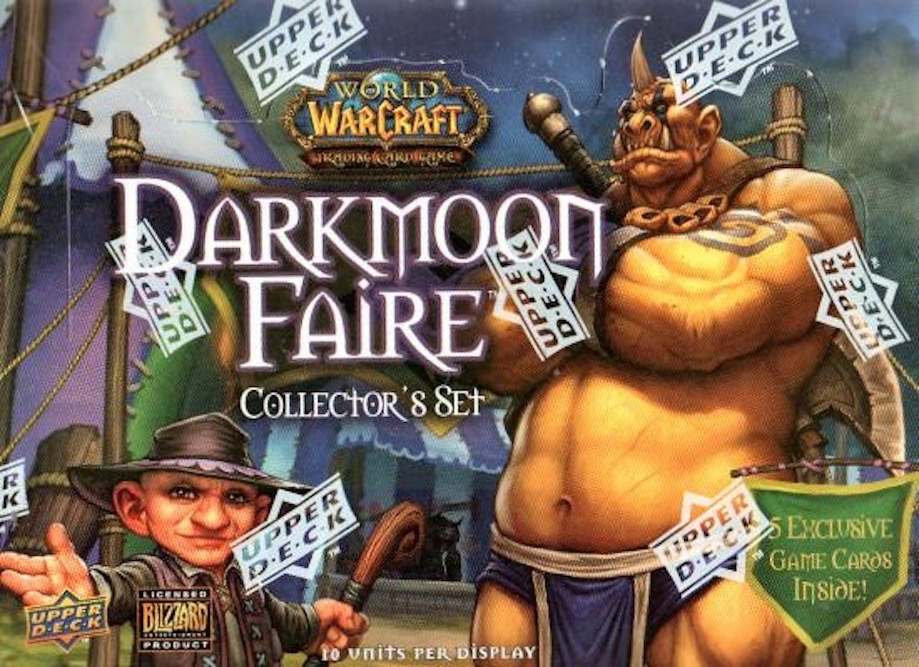 World of Warcraft Darkmoon Faire Collectors Box | DA Card World