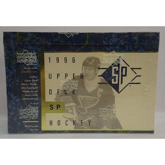 1995/96 Upper Deck SP Hockey Hobby Box (Reed Buy)