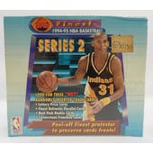 1994/95 Topps Finest Series 2 Basketball 20-Pack Box (Reed Buy)