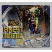 1996/97 Topps Finest Series 2 Basketball 20-Pack Box (Reed Buy)