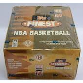 1997/98 Topps Finest Series 2 Basketball Hobby Box (Reed Buy)