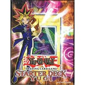 Upper Deck Yu-Gi-Oh Unlimited Starter Deck Yugi SDY Factory Sealed